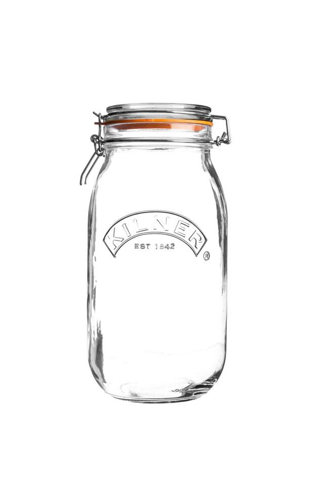Clip top jar - 1.5L